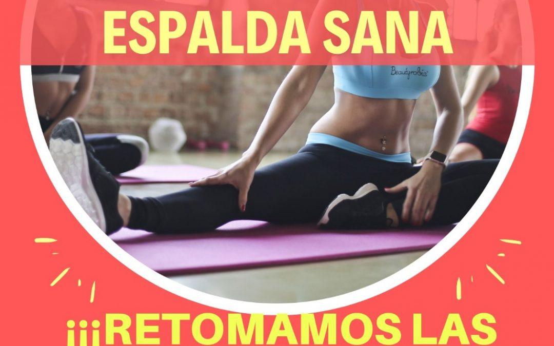 CURSO ESPALDA SANA GRISEN 2020