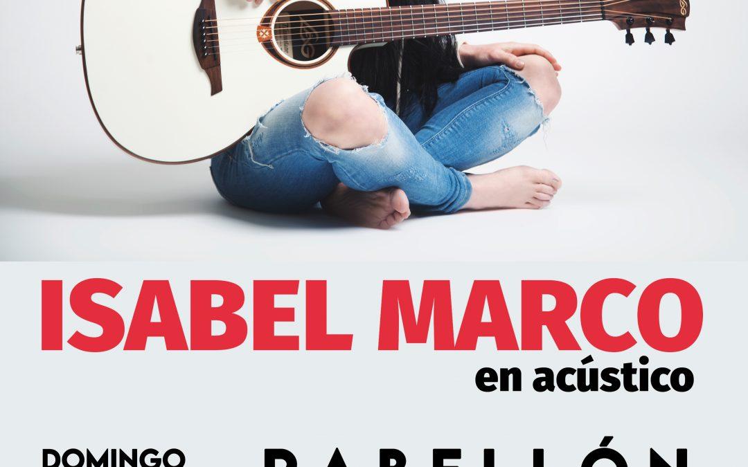 CONCIERTO DE ISABEL MARCO